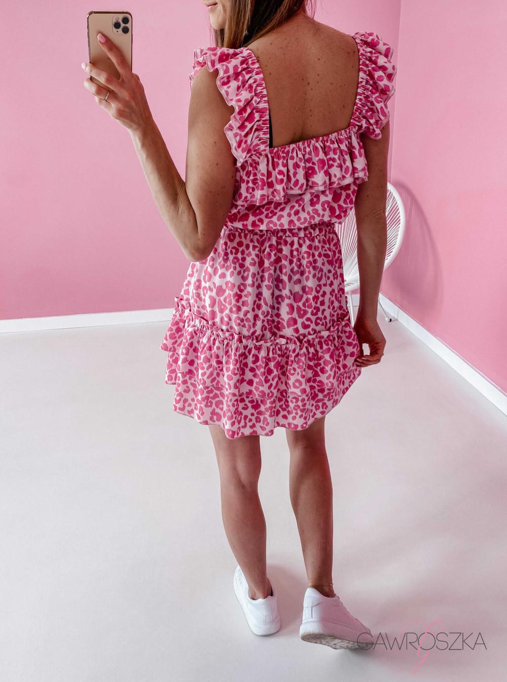 Hiszpanka Livia - różowa panterka 7
