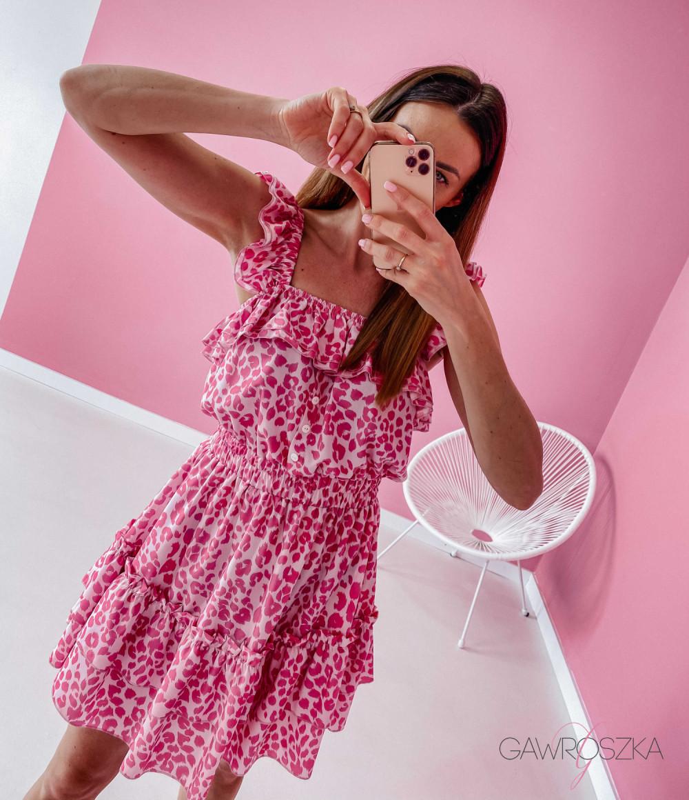 Hiszpanka Livia - różowa panterka 8