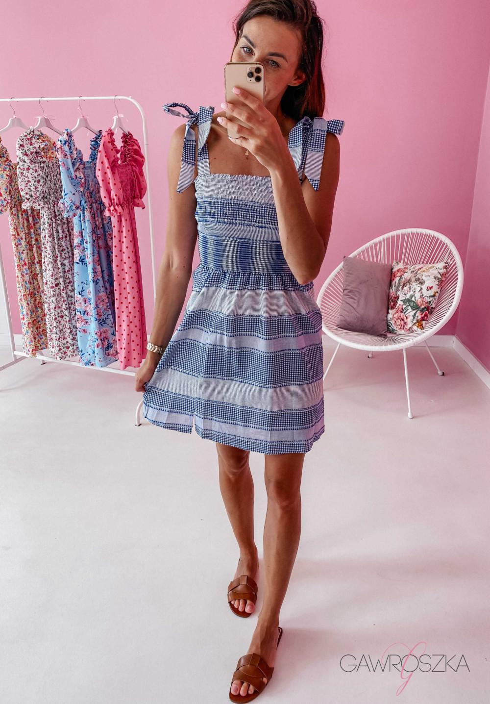 Sukienka Morgan - kratka 8