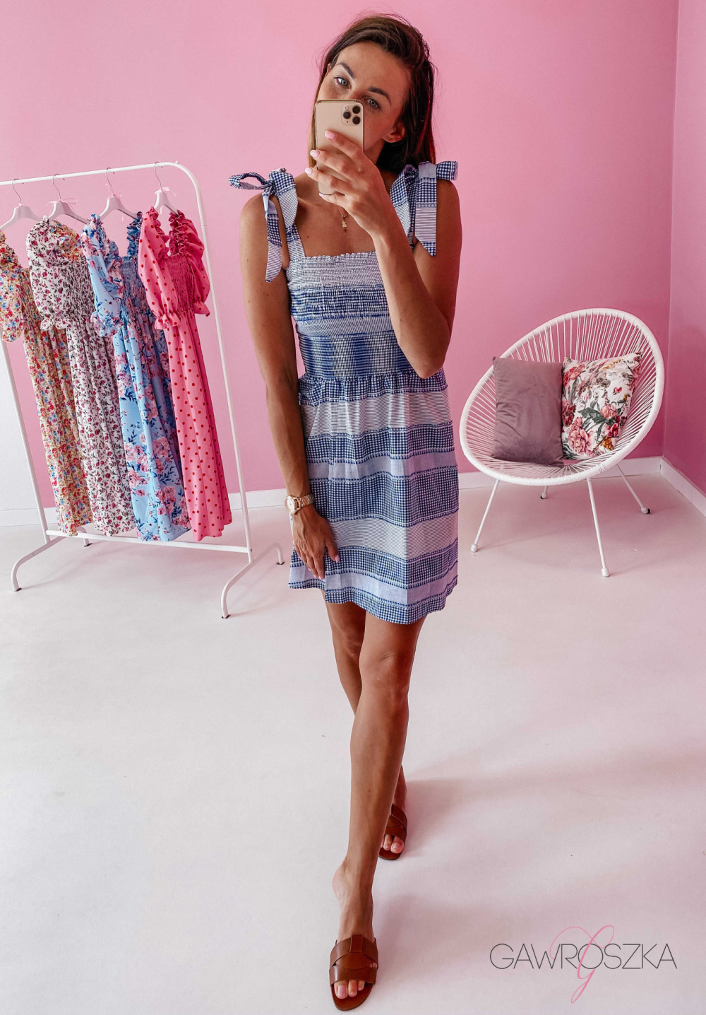 Sukienka Morgan - kratka 10