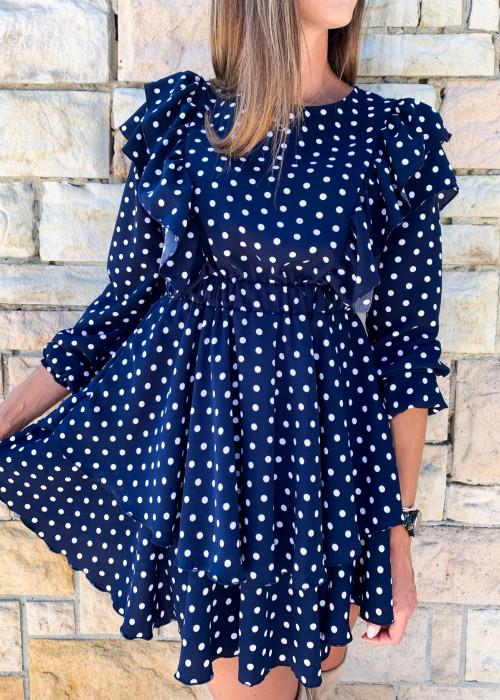 Sukienka Rosalia - dots
