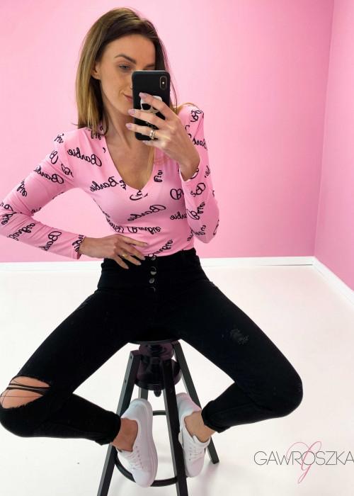 Body Barbie PREMIUM - róż