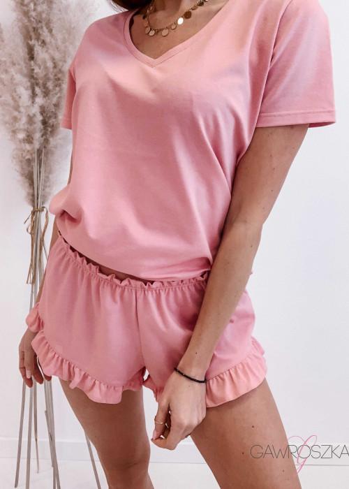 Piżamka Karla - różowa