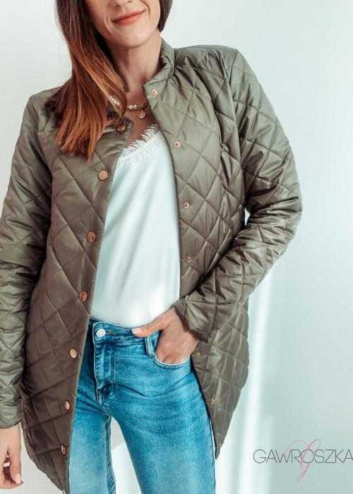 Płaszcz Stay - khaki