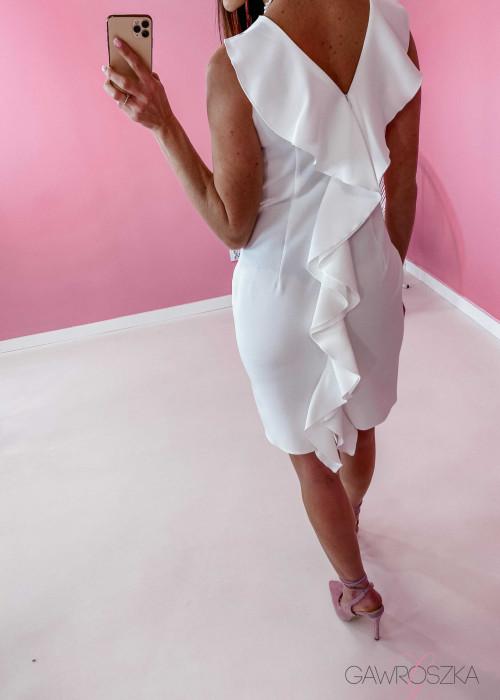 Sukienka Simone - biała