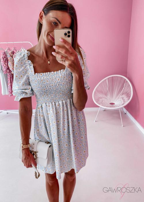 Sukienka Pola - stokrotki
