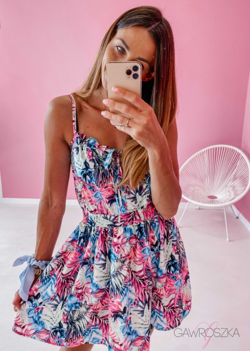 Sukienka Bari - exotic