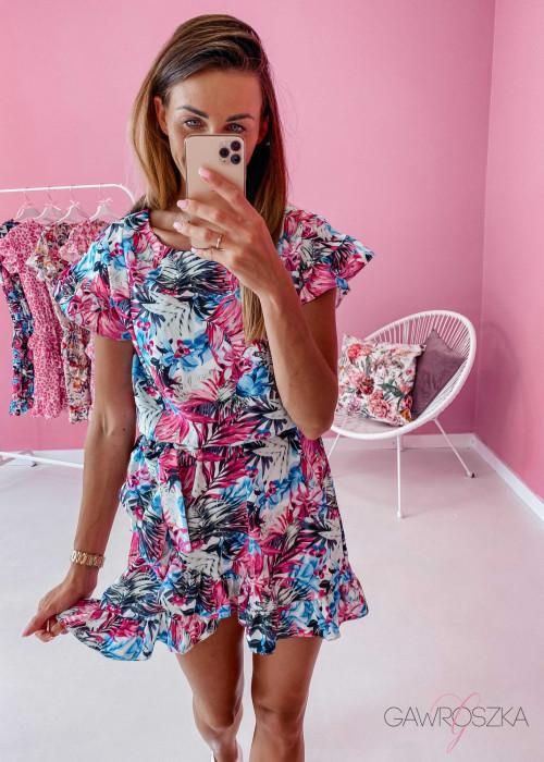 Sukienka Nina - exotic