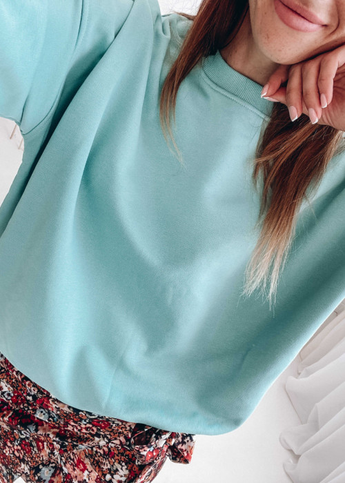 Bluza Classic - zielona