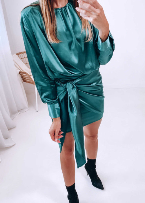 Sukienka Samantah - zielona